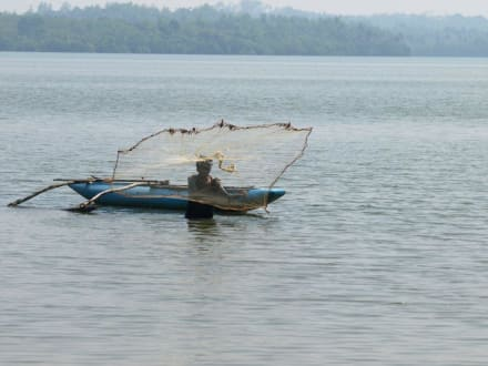 Fischer im Koggala See - Koggala See