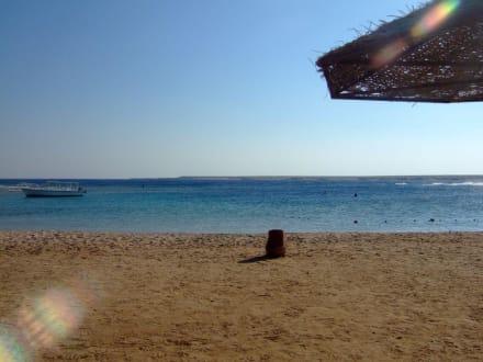 aussicht vom strand - Sharm El Naga