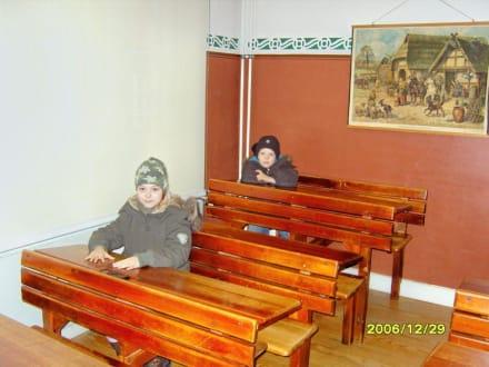 In der Schulklasse! - Dithmarscher Landesmuseum Meldorf