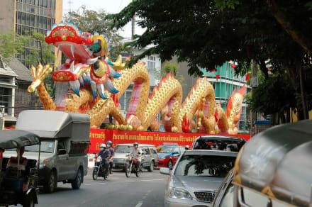 Der Drachen ist los - Chinatown