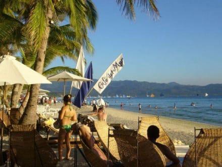 Boracay - Strand White Beach