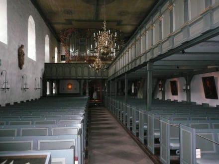 St. Severin - Kirchenschiff - St. Severin