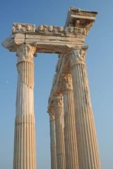 in Side - Apollon Tempel