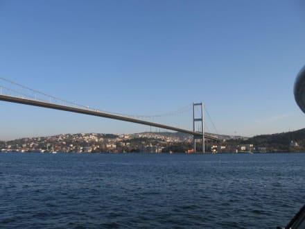 Bosporusbrücke - Bosporus Brücke