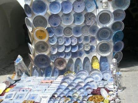 alles Weiss Blau - Künstlerdorf Sidi Bou Saïd