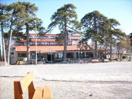 Hotelanlage - Troodos Gebirge