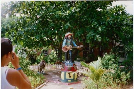 Bob Marley Museum - Bob Marley Museum