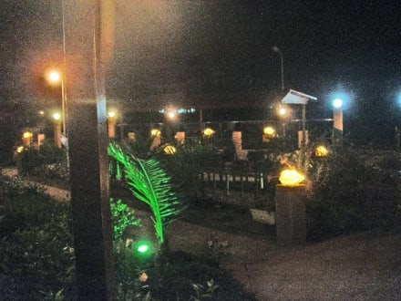 Das Artemis bei Nacht - Taverne Restaurant Artemis (geschlossen)