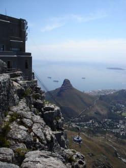 Gondelbahn - Tafelberg