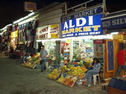 Geschäfte in Side - Stadt - Einkaufen & Shopping