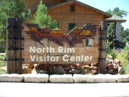 Visiter Center - North Rim Grand Canyon