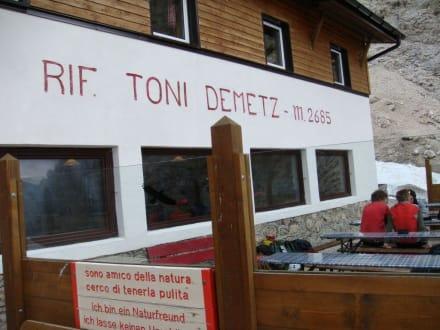 Toni-Demez-Hütte - Langkofelgruppe