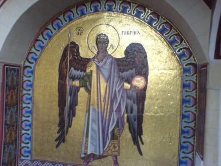 Mosaikbild - Kloster Kykkos / Kykkou