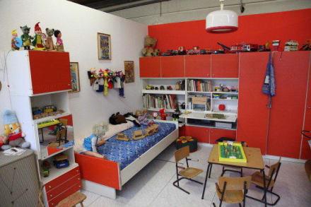Kinderzimmer - DDR Museum Thale