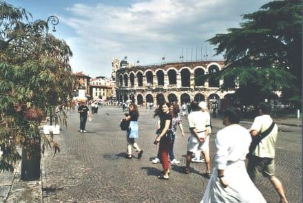 Verona Piazza Bra Arena - Amphitheater Opera di Verona