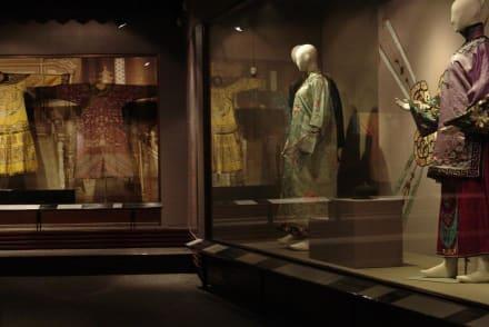 Im Seidenmuseum von Hangzhou - Seidenmuseum