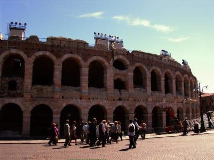 Verona - Amphietheater - Amphitheater Opera di Verona