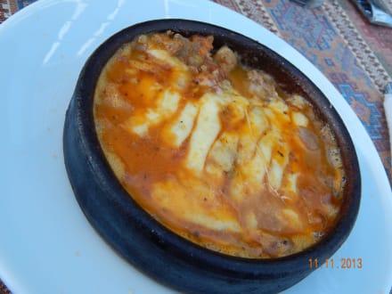Osmanischer Fleischtopf - Restaurant Mehmet Oase