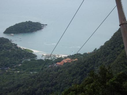 Cable-Car - Langkawi Insel Tour