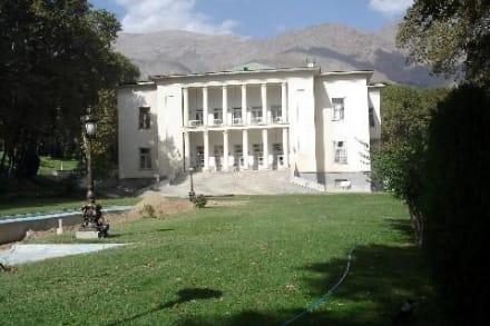 Tehran - Schahpalast - Schahpalast - Saadabad