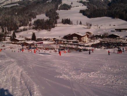Talstation Leogang - Skigebiet Leogang