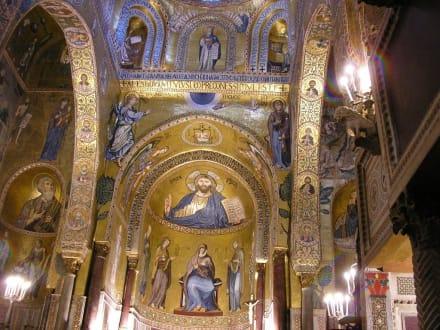 Cappella Palatina - Palazzo dei Normanni / Palazzo Reale