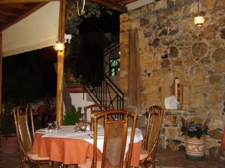 Taverna Rustico, Koutouloufari - Taverna Rustico