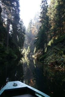 Obere Schleuse Hinterhermsdorf - Obere Schleuse