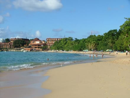 Strand von Sosua - Playa Sosúa
