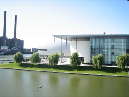 Autostadt - Autostadt Wolfsburg