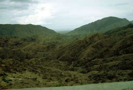 Khyberpass (Khaiber-Pass) im Hindukusch - Chaiber-Pass