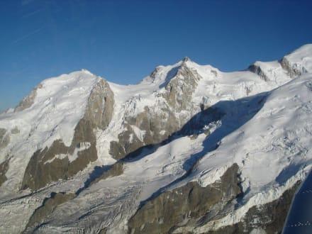 Mont Blanc im Sommer - Mont Blanc