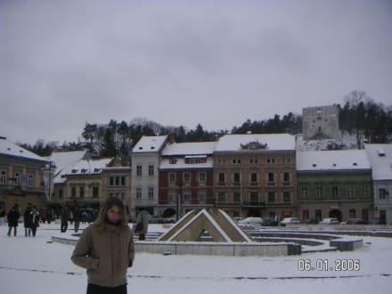 Turn - Piata Sfatului / Rathausplatz
