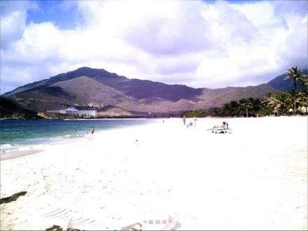 Strand Playa Pedro Gonzales - Strände Isla Margarita