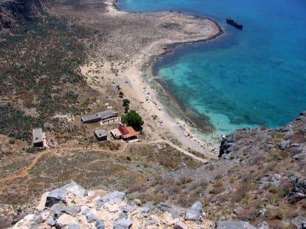 Strand/Küste/Hafen - Venizianische Festung
