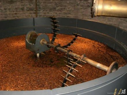Herstellung von Whisky - Old Jameson Distillery