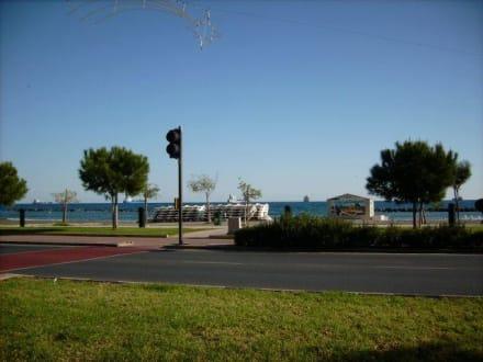 Die Promenade - Strandpromenade Limassol