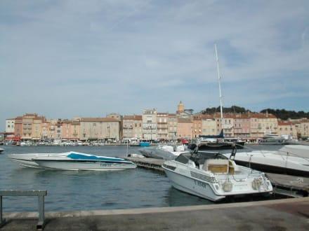St. Tropez - Yachthafen Saint Tropez