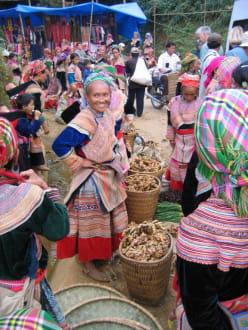 Markt in Can Cau - Can Cau Market