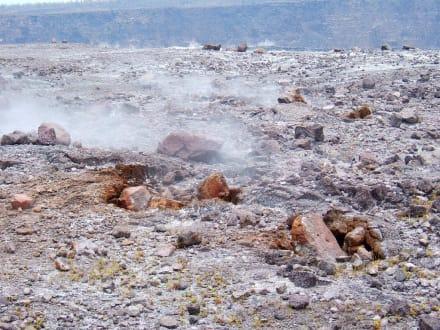 Volcano National Park - Volcanoes National Park
