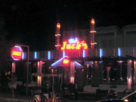 Disco - Jacks Bar