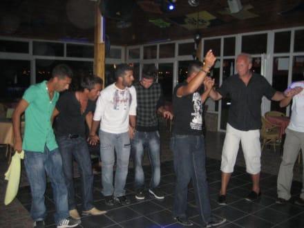 Party in der Palmen Bar - Palmen Bar Restaurant