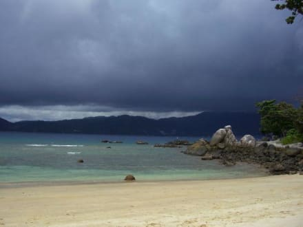 sah schlimmer aus - Paradise Beach