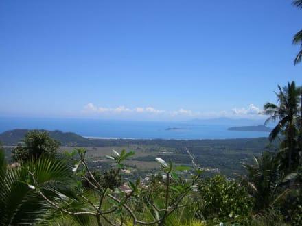 Ausichspunkt - Inselrundfahrt
