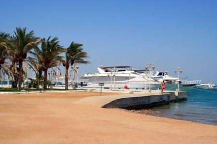 Marina - Hafen Abu Tig Marina