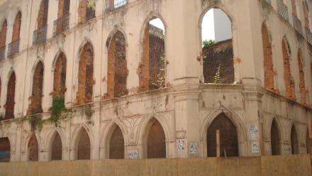 Building (other) - Guide Mark Frenzel Salvador da Bahia Excursion