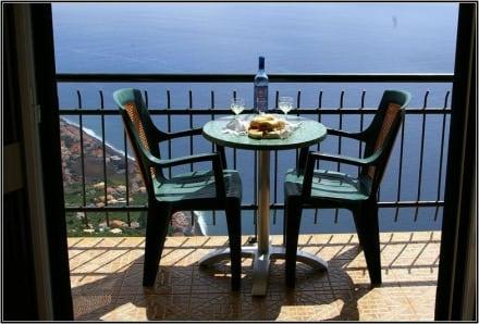 Balkon - Vila Mia
