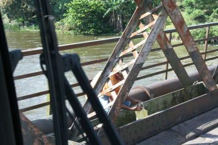 Ausflug - Ponte Don Pedro