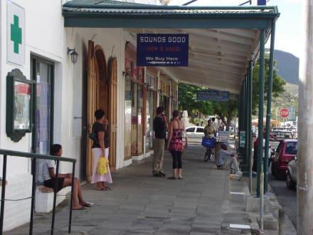 Einkaufsstrasse - Graaff - Reinet