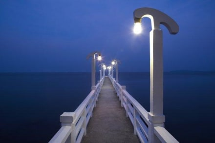 Private Jetty -